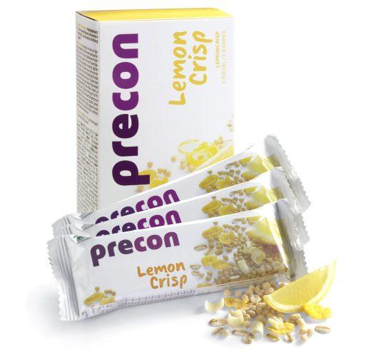 Barretta ai cereali e limone